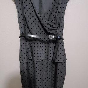 torrid Dresses - Torrid size 24 polka dot dress